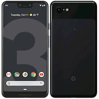Google Pixel 3 XL 64GB 64 GB Just Black Next To Brand New Condition Markham, L3P 1Z4