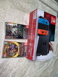 Nintendo switch with two games Laredo, 78046