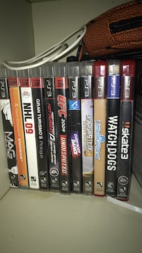 PS3 games Peterborough, K9J 1L1
