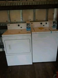 white washer and dryer set Chester, 19013