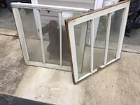 2- old windows $20 for both Bluemont, 20135