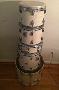 5 Piece Stagg (Full) Drum Set  Kensington, 20895