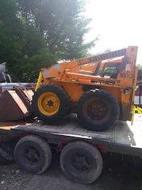Skid Steer for rent Palmyra, 04965