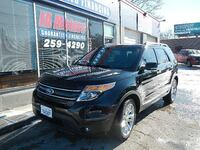 2012 FORD EXPLORER LIMITED *FR $499 DOWN GUARANTEED FINANCE 4WD Des Moines