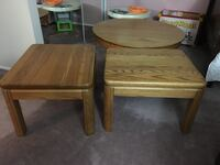 Coffee table & 2-end tables Cypress, 90630