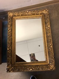 Antique gold mirror 24x33 inches Toronto, M2R 3N1