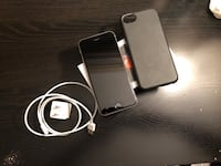 space gray iPhone 6 with box and black case Vaughan, L4J 9G7