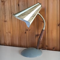 Canadian midcentury vintage table lamp Grimsby, L3M