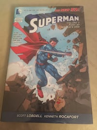 Superman Graphic Novels