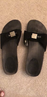 chanel designer  sandals size 39 Reston, 20190