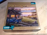 """1000 pc """"Early to Rise"""" Puzzle Calgary, T3E 2W3"""