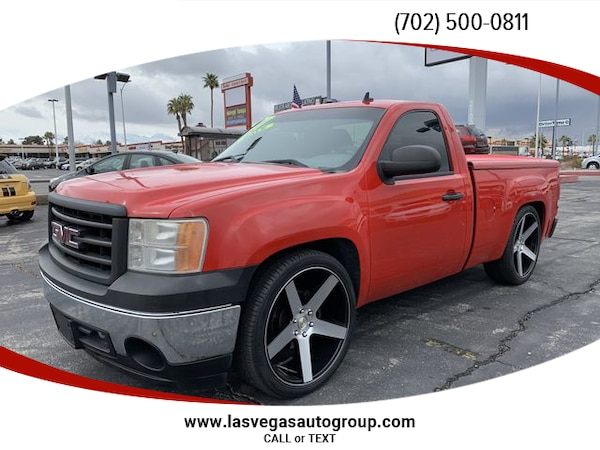 2007 Gmc Sierra For Sale >> Used 2007 Gmc Sierra Classic 1500 Regular Cab For Sale