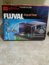 Fluval fishtank filter Watertown, 13601