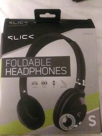 black Skullcandy wireless headphones box Staten Island, 10306