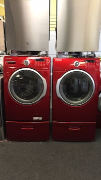 Samsung set Washer And Dryer in great condition  Windsor Mill, 21133