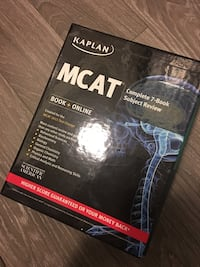 Mcat 2015 books Rockville, 20850