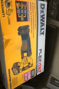 60V MAX RECIPROCATING SAW KIT