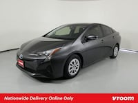 2016 *Toyota* *Prius* Two hatchback Gray Los Angeles, 90012
