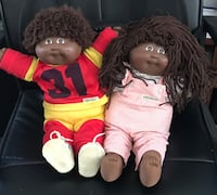Original Cabbage Patch Kids (pair) w/birth certificates Exeter, 03833