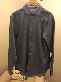 Calvin Klein dress shirt  Mississauga, L5R