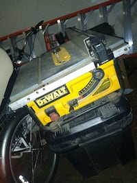 DeWalt table saw Edmond