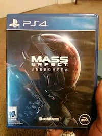 Mass Effect Andromeda(gently used) Richmond, 23236