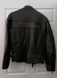 Men's size Large Harley Davidson Leather jacket  Round Hill, 20141
