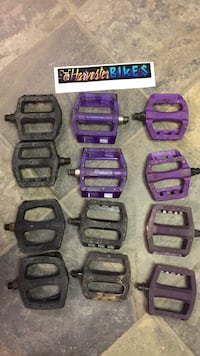 Used BMX Pedals $5+