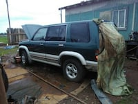 Used 99 Isuzu Trooper Parting Out For Sale In Sacramento