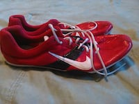Nike slowpitch cleats size 10.5 Kelowna, V1W 3S9