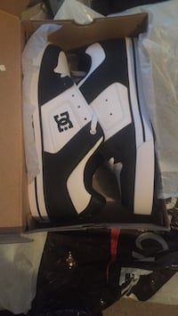 Brand new DC shoes never worn. Bought them for $95 Whitby, L1R 2V8