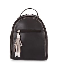 Modern Black Mini Backpack Mississauga, L5B 1W2