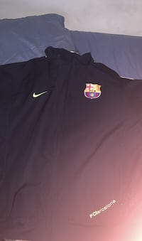 Nike FB Barcelona sports jacket