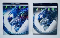 Alien 4K Ultra HD UHD and Blu Ray Discs - 40th Anniversary  Los Angeles, 90028