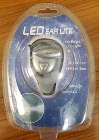 LED Earlite Over-Ear Booklight Calgary, T3J 3J7