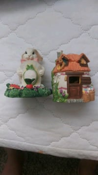 2*Cute Lil Easter Figurines Oklahoma City, 73127