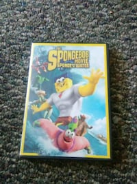 *FREE*The Spongebob Movie: Sponge Out of Water DVD Fort Atkinson, 53538