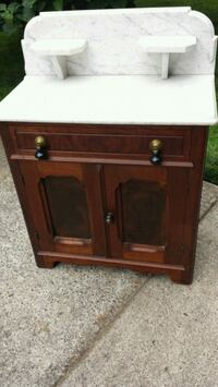 Marble top wash stand Vancouver, 98683