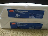 Staples Multipurpose Paper (Pack of 2) Woodbridge