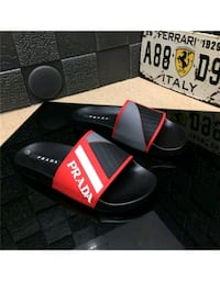 Prada Fashion Slippers For Men