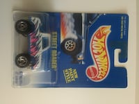 HotWheels Street Roader scale model