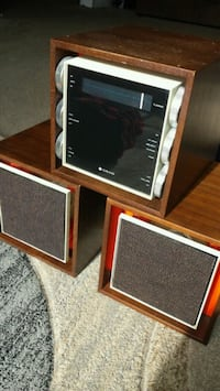 Authentic CRAIG Speakers and Radio Fairfax, 22032