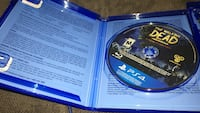Sony PS4 Call of Duty Ghosts game disc