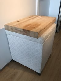 Thick wooden cutting board  Vancouver, V6G 0B6