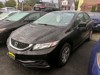 2017 Honda Civic Washington