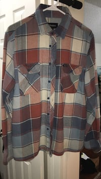 Brixton Long sleeve Flannel Middleburg, 32068