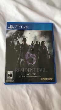 Resident Evil 6 PS4 Riverview, 33578