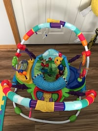 Baby jumper barely used like new Massillon, 44708