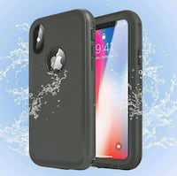 Case para IPHONE X/XS WATERPROOF. Mission, 78574