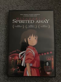 Spirited Away DVD Hamilton, L9C 2R4